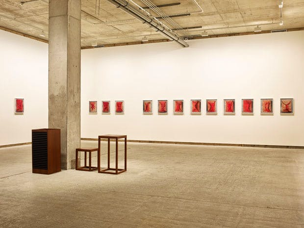 Installation view, 'Dayanita Singh: Museum of Shedding', at Frith Street Gallery, London. Courtesy the artist and Frith Street Gallery, London. Photo: Steve White