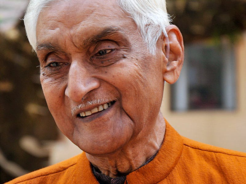 Jagdish Mittal, founder of the Jagdish and Kamla Mittal Museum of Indian Art, Hyderabad