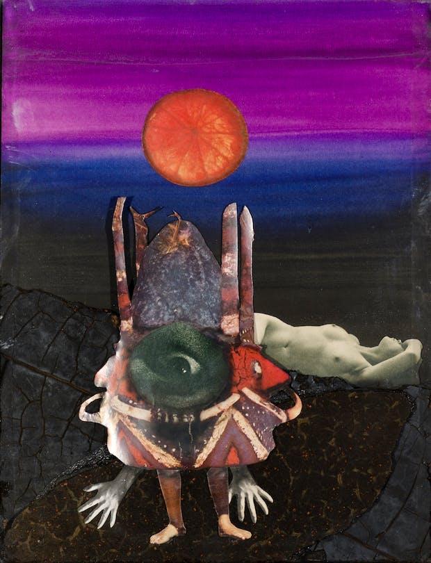 Night with Raping Wave, (1963), Paul Sarkisian.