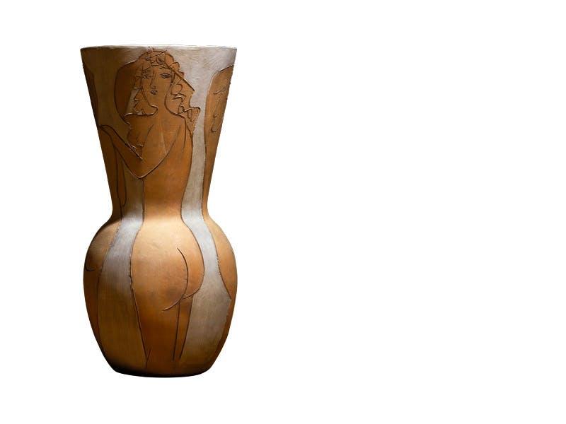 Grand vase aux femmes nues (1950), Pablo Picasso. Courtesy Sotheby's London