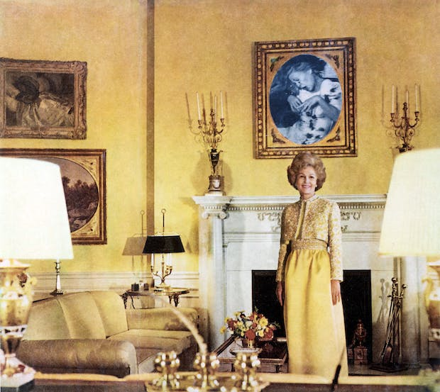 First Lady (Pat Nixon), 1967-1972