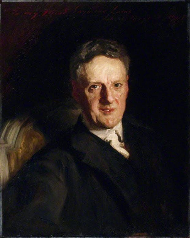 , (1905), John Singer Sargent.