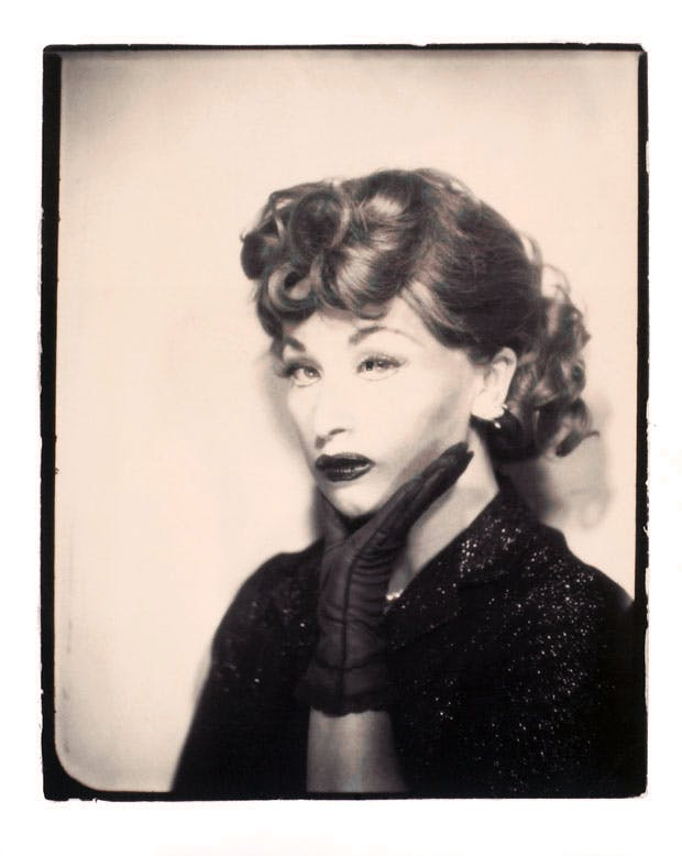 Untitled (Lucy) (1975/2001), Cindy Sherman. © Cindy Sherman. Courtesy of Metro Pictures, New York / The SAMMLUNG VERBUND Collection, Vienna