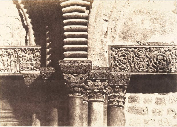 erusalem, Church of the Holy Sepulchre, Details of the Capitals (1854),