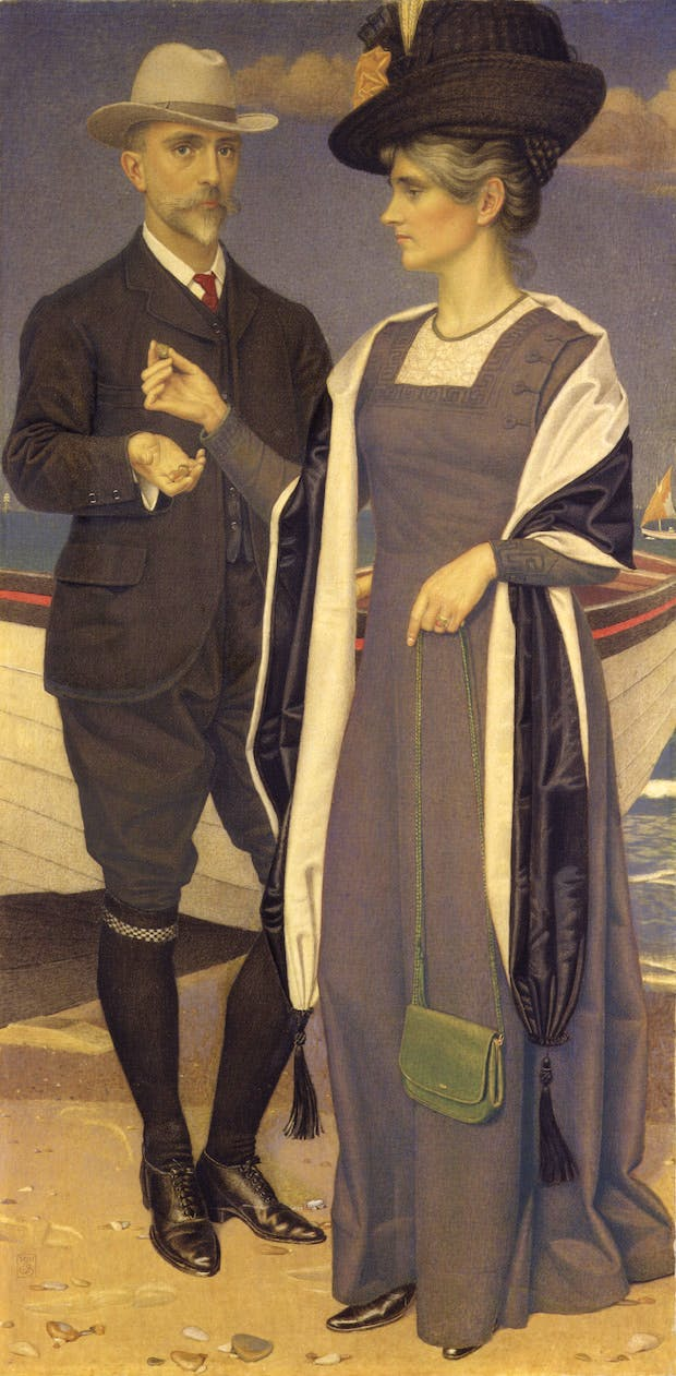 The Agate, 1911, Joseph Edward Southall