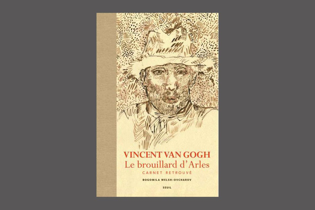 Vincent Van Gogh lost sketchbook