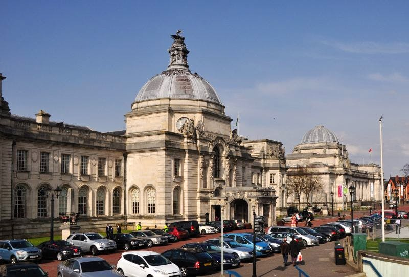 City Hall and National Museum Cardiff. The Welsh Government has come under fire from the Museums Association and National Museum Wales after publishing its official vision for culture in Wales.