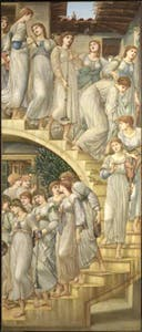 The Golden Stairs (1880), Sir Edward Coley Burne-Jones