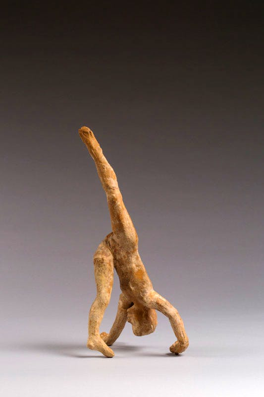 Dance Movement C (1911), August Rodin. Musée Rodin, Paris, France