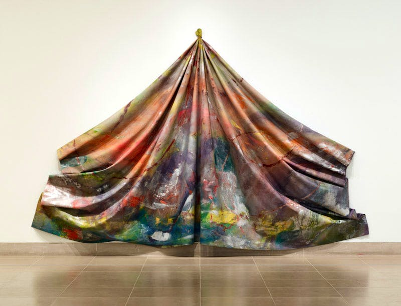 Leaf (1970), Sam Gilliam