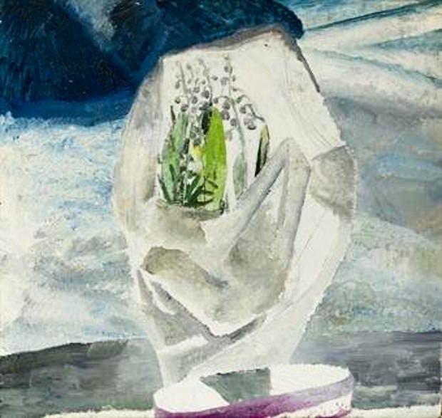 (c. 1921–22), Winifred Nicholson.