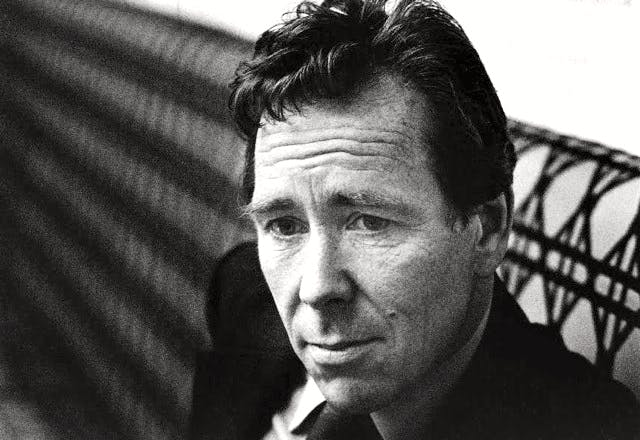 Lord Snowdon, pictured in the 1980s.