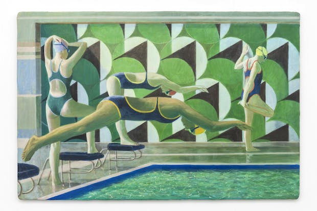 The Pool (2013), Benjamin Senior.