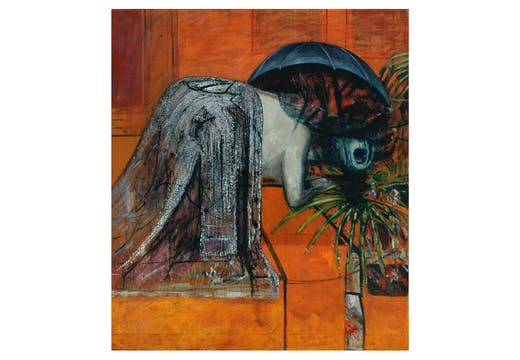 Kirklees council leader David Sheard put forward the idea of selling Francis Bacon's 'Figure Study II' in the council collection late last year