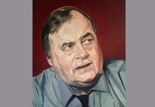 Siobhan Ward's portrait of John Prescott