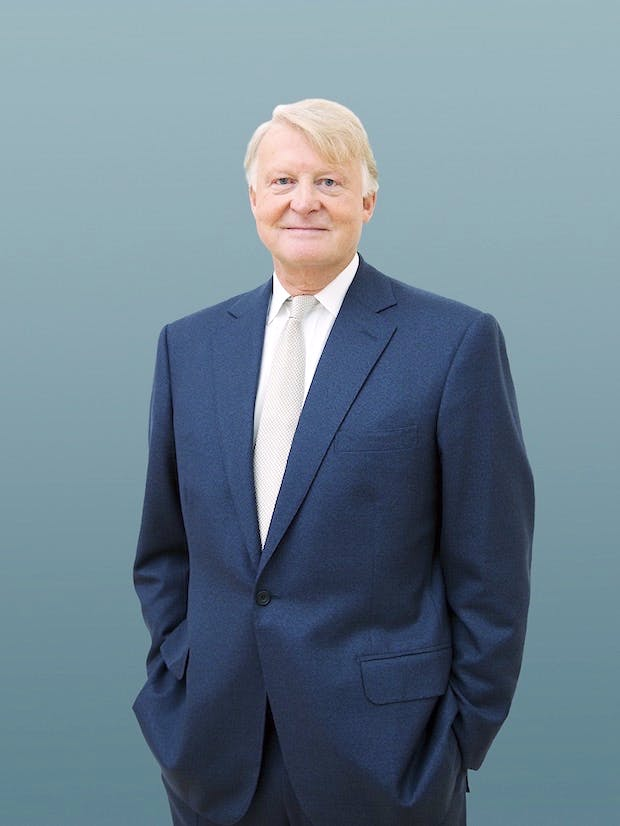 Edward Dolman, Chairman and CEO, Phillips