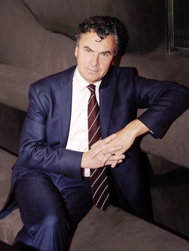 Patrick van Maris, CEO of TEFAF, Photography: Bodine Koopmans