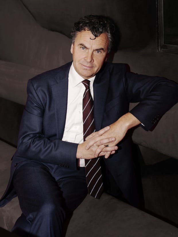 Patrick van Maris, CEO of TEFAF, Photography: Bodine Koopmans