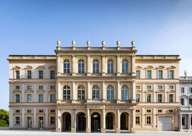 Museum Barberini. Photo: Helge Mundt, courtesy Museum Barberini