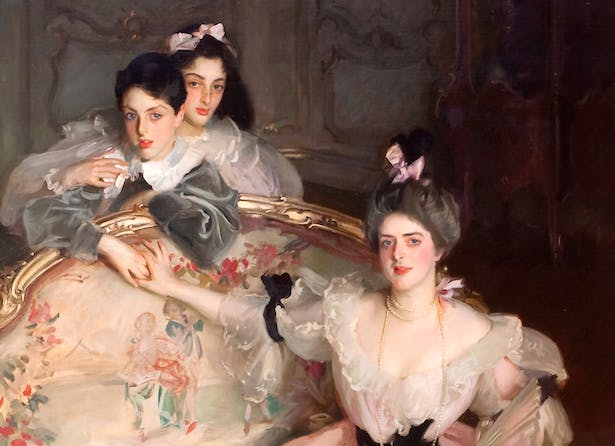 Mrs. Carl Meyer and her Children (1896), John Singer Sargent. Courtesy of Tate Britain