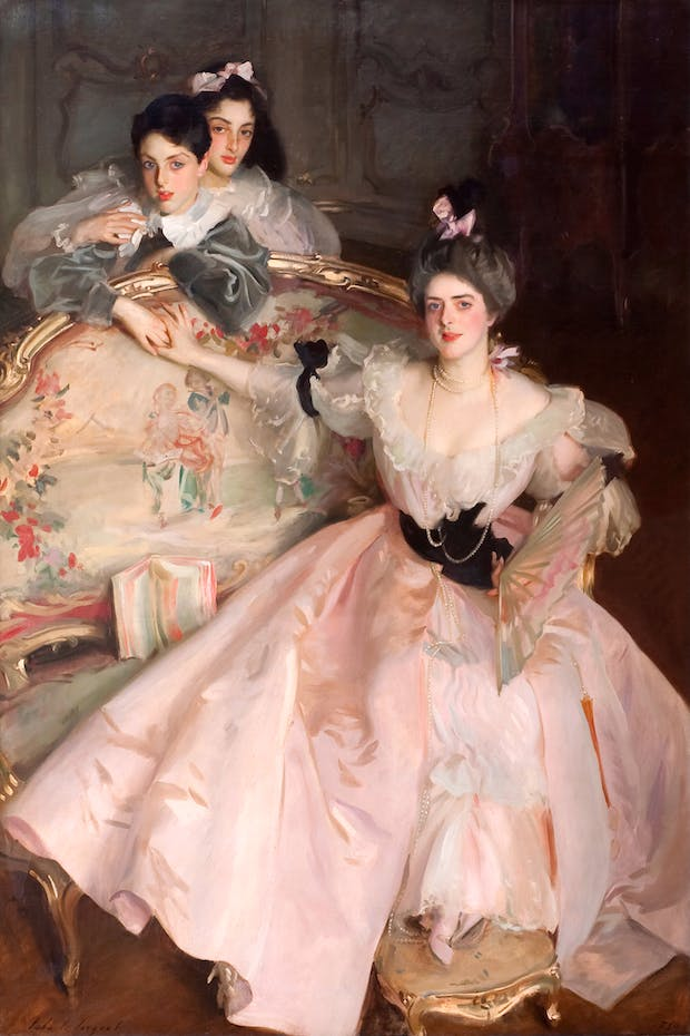 Mrs. Carl Meyer and her Children (1896), John Singer Sargent. Courtesy of Tate Britain