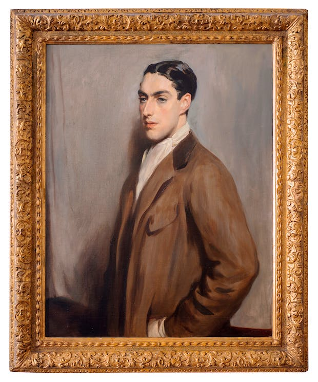 Frank Meyer (1911), Glyn Philpot. Image courtesy of the Jewish Museum, New York