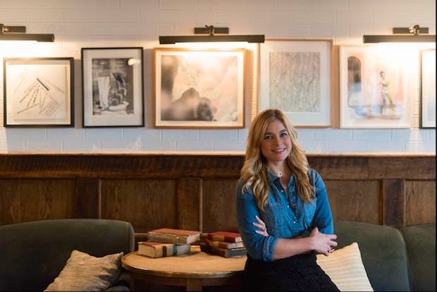 Kate Bryan, Head of Collections, Soho House and Co.