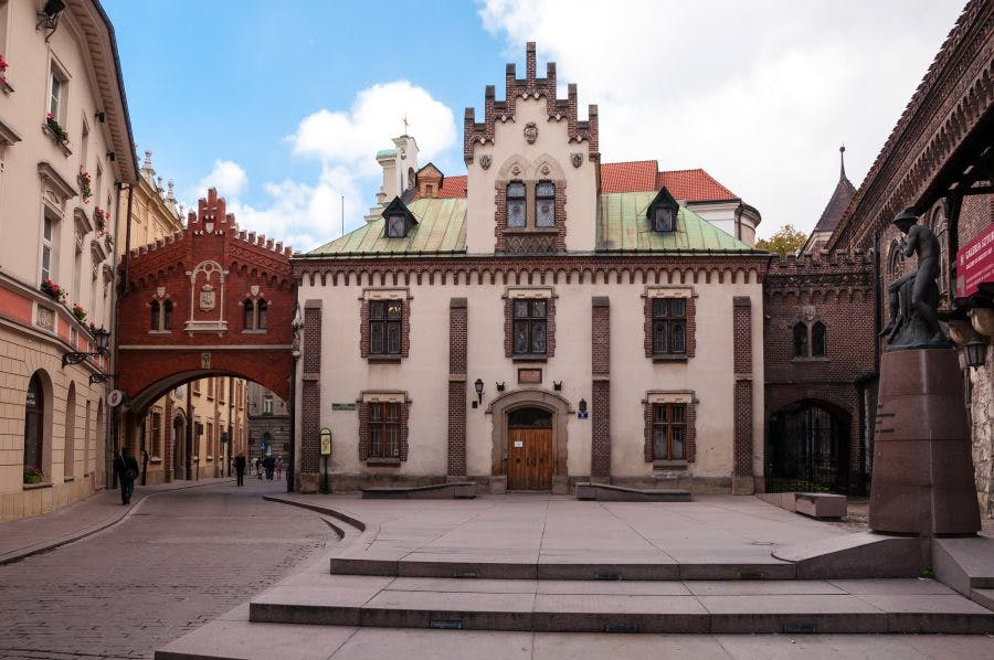 The Princes Czartoryski Musuem in Kraków, which was sold to the Polish state in December 2016. Photo: Mkos/Wikicommons