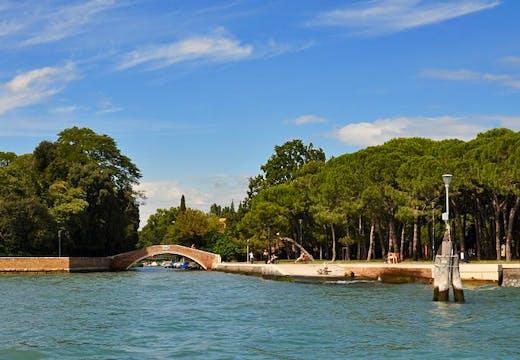 Venice's Giardini della Biennale