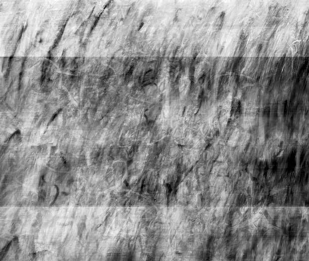 A Grey Bucket (2015), Idris Khan.