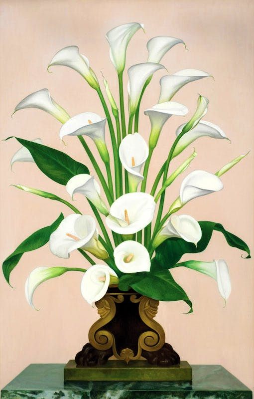 <em>Lillies</em> (<em>c</em>. 1932–36), Gluck. Private collection