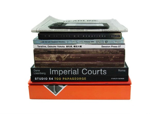 Paris Photo: shortlisted titles for PhotoBook of the Year