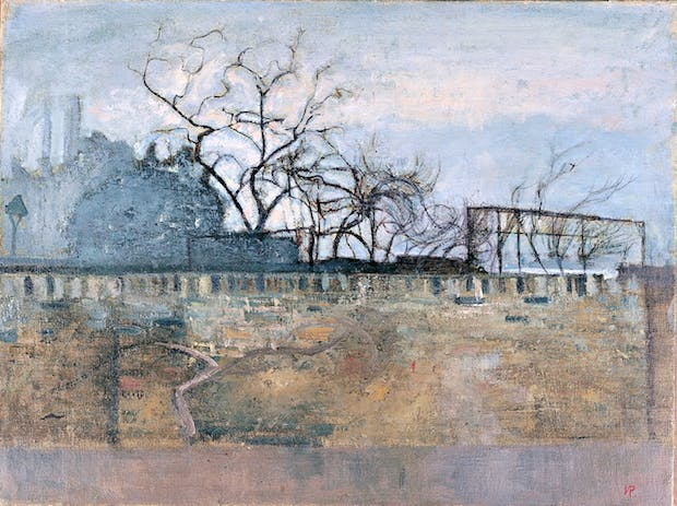 Hanging Gardens of Hammersmith, No. 1 (1944–47), Victor Pasmore. © Estate of Victor Pasmore. All rights reserved DACS