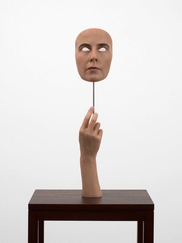 Me as Mask (2013), Gillian Wearing. © Gillian Wearing, courtesy Maureen Paley, London; Regen Projects, Los Angeles; Tanya Bonakdar Gallery, New York