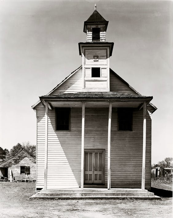 Negroes' Church, South Carolina (1936), Walker Evans. © Walker Evans Archive, The Metropolitan Museum of Art, Photo: © Musée des Beaux-Arts du Canada, Ottawa