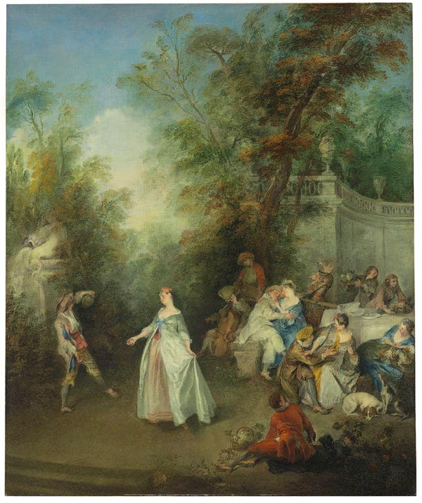 Autumn (commissioned around 1720) Nicolas Lancret. Christie's New York, estimate: $2m–$4m