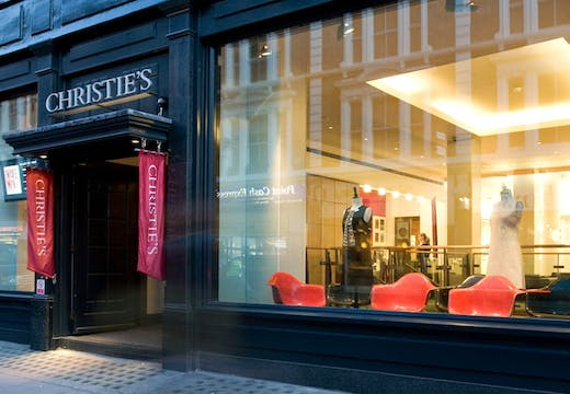 Christie's has announced plans to close its South Kensington branch