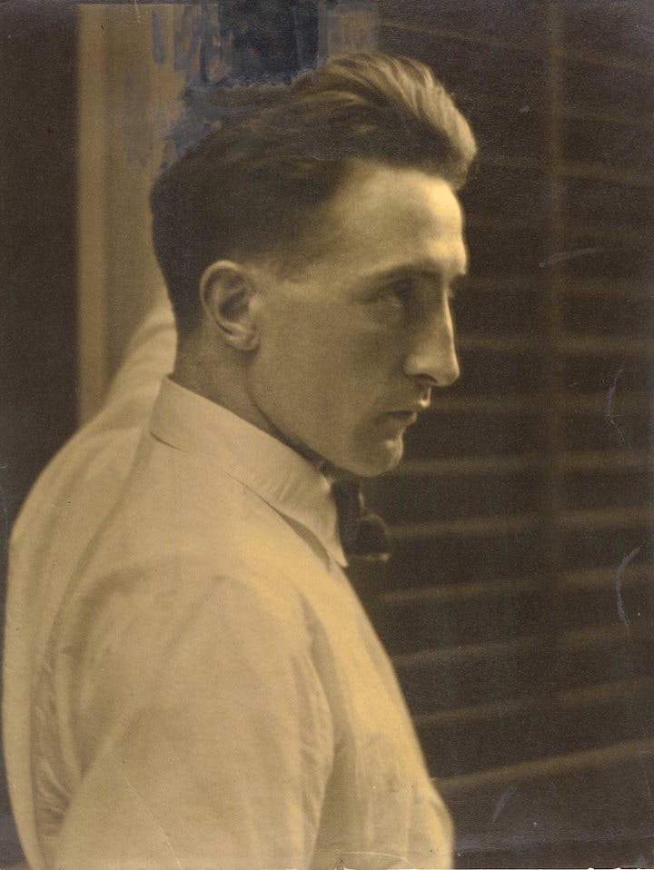 Marcel Duchamp (1917), Edward Steichen. © The Estate of Edward Steichen / Artists Rights Society (ARS), New York