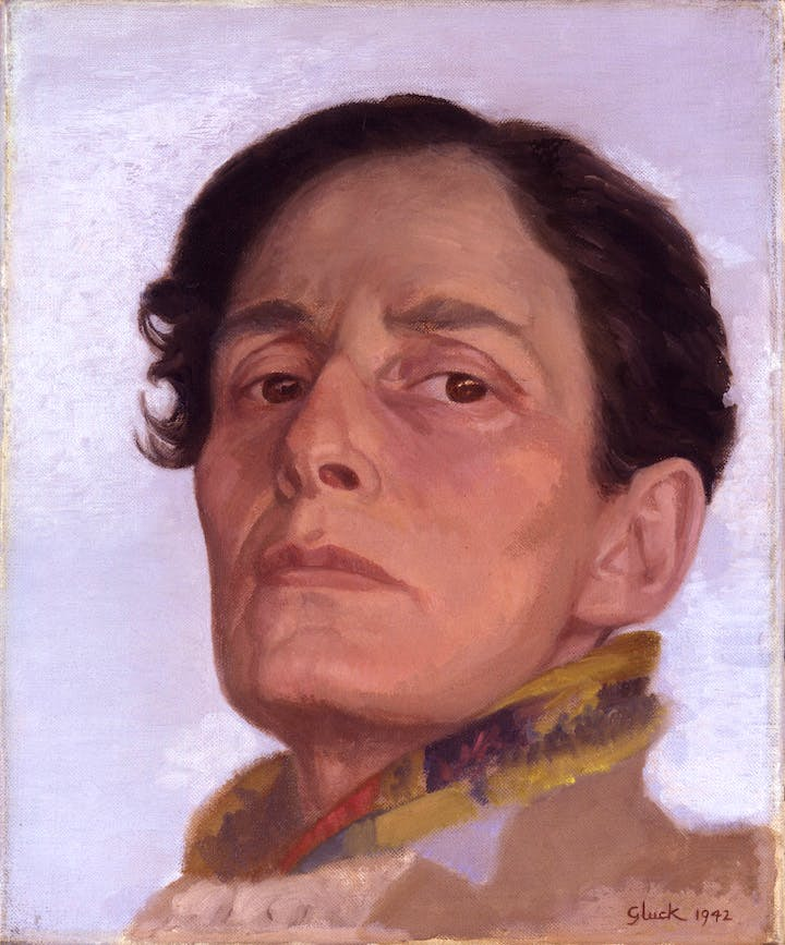 Gluck (1942), Hannah Gluckstein. © National Portrait Gallery