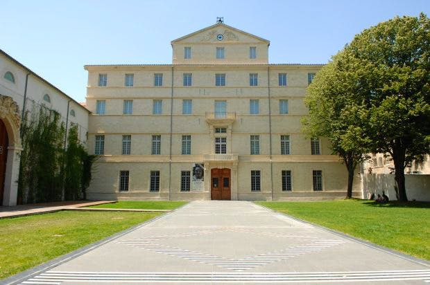 Musée Fabre, Montpellier. Montpellier Agglomeration