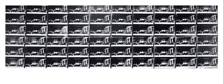 Sixty Last Suppers (1986), Andy Warhol © 2017 The Andy Warhol Foundation for the Visual Arts, Inc./Artists Rights Society (ARS), New York. Photo by Rob McKeever. Courtesy Gagosian
