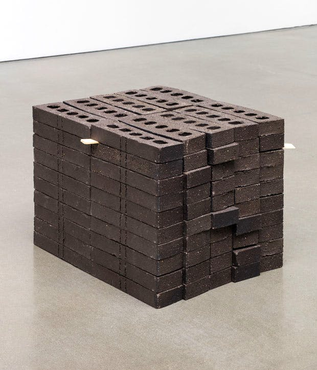 Study for Pavillion (2017), Theaster Gates. Courtesy Regen Projects, Los Angeles; © Theaster Gates