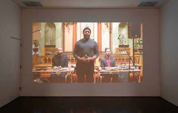 Still from My Country 'Tis of Thee. Theaster Gates. Courtesy Regen Projects, Los Angeles; © Theaster Gates