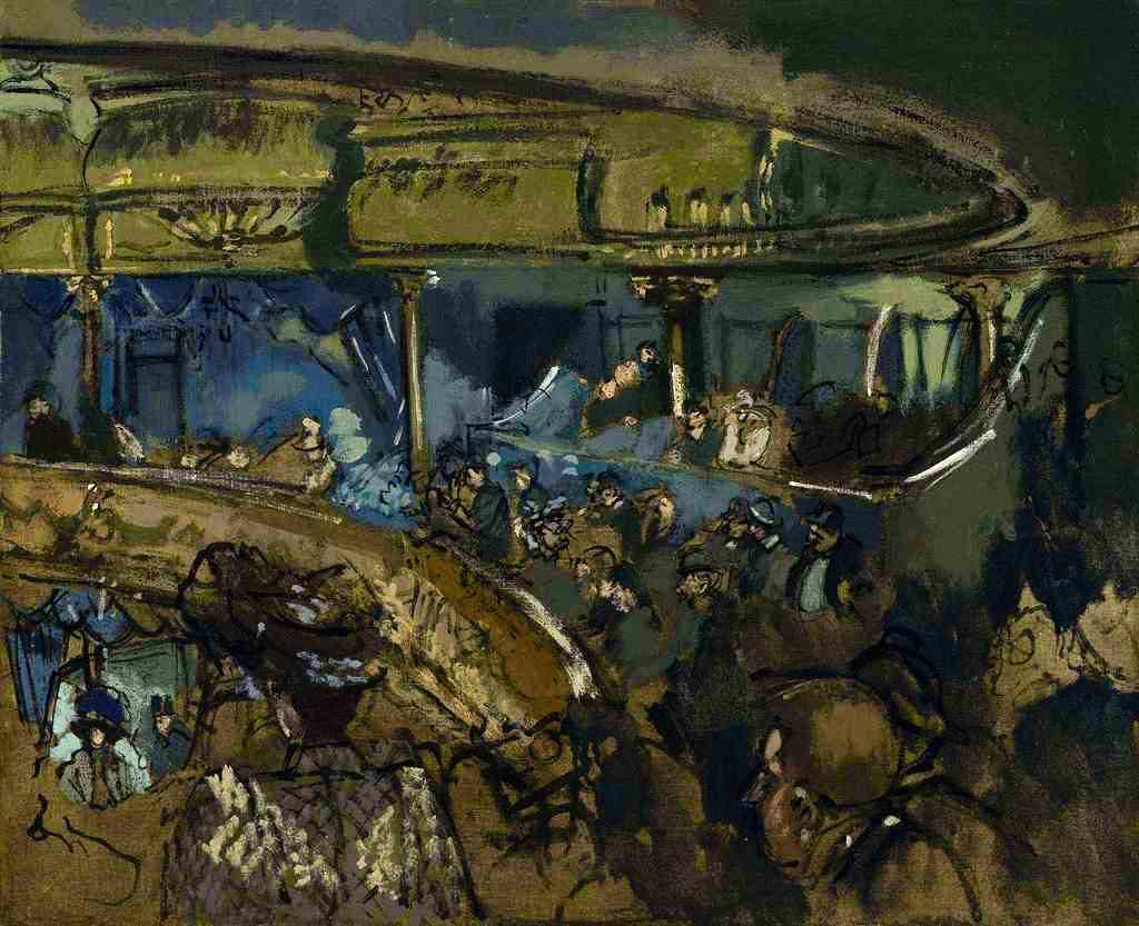 L'Eldorado (c. 1906), Walter Sickert