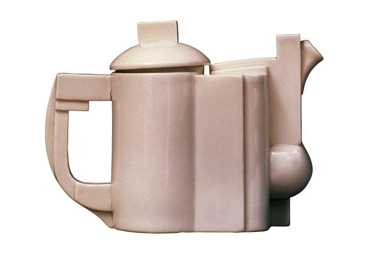 Suprematist teapot (1923), Kazimir Malevich. Image courtesy the author