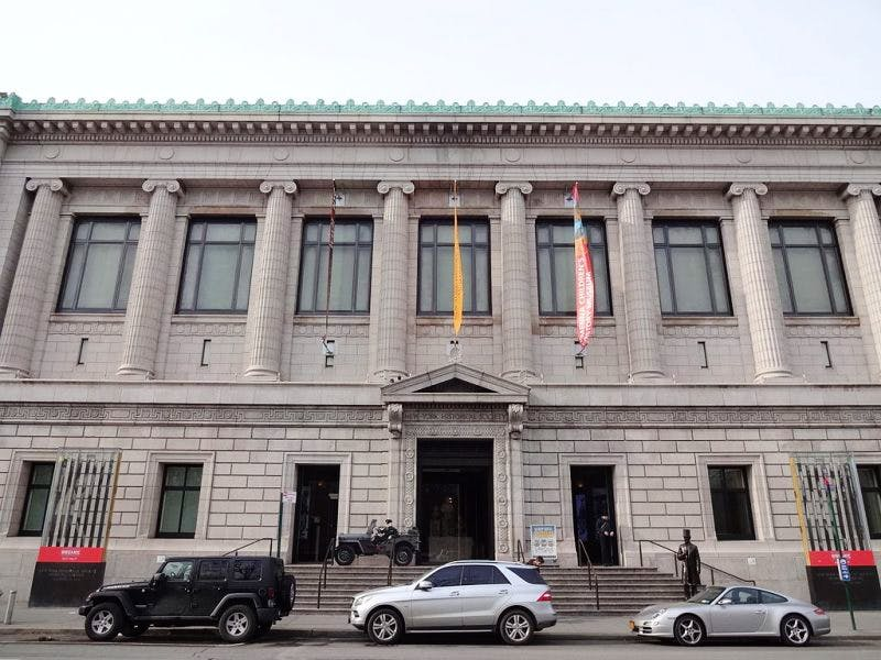 The New York Historical Society