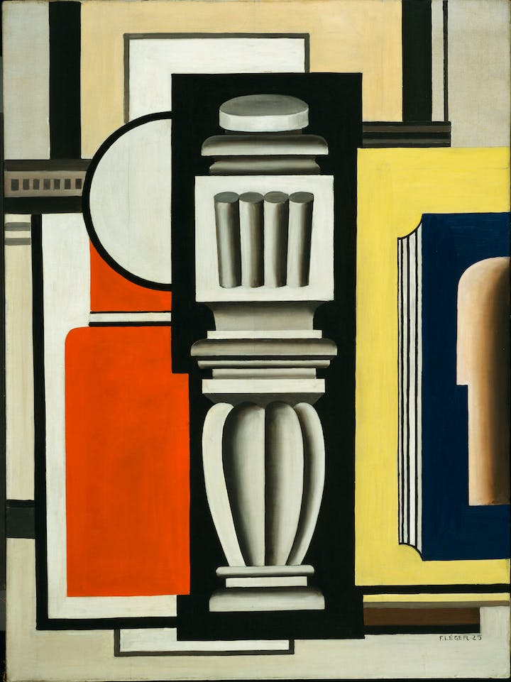 The Baluster (1925), Fernand Léger. The Museum of Modern Art, New York/Scala, Florence © ADAGP, Paris, 2017