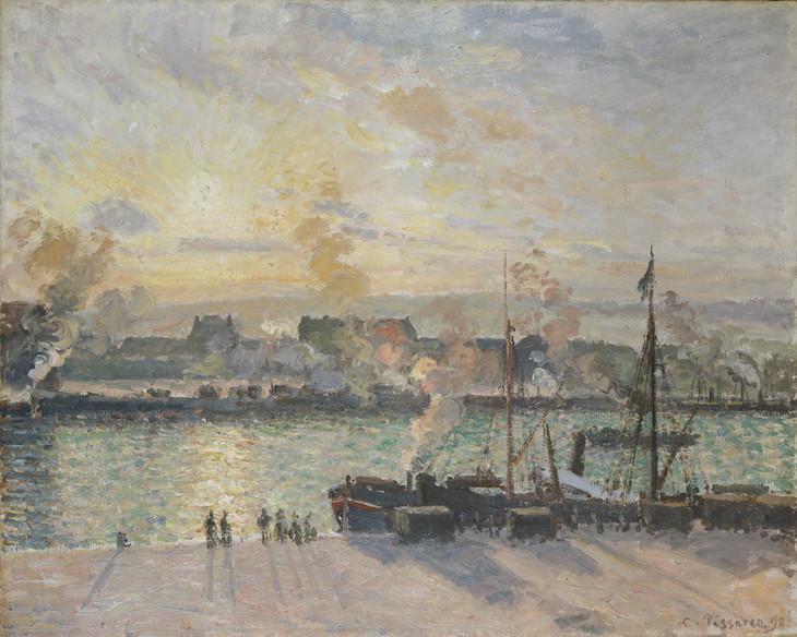 Impressionist Painting Philadelphia Art Museum