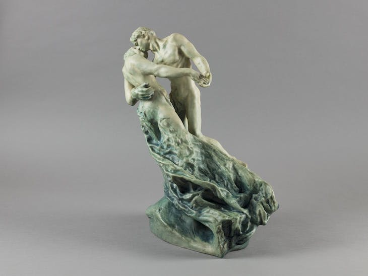 La Valse (The Waltz) (1889–before 1895), Camille Claudel (1864–1943). Musée Camille Claudel, Nogent-sur-Seine. Photo: Marco Illuminati; © Musée Camille Claudel