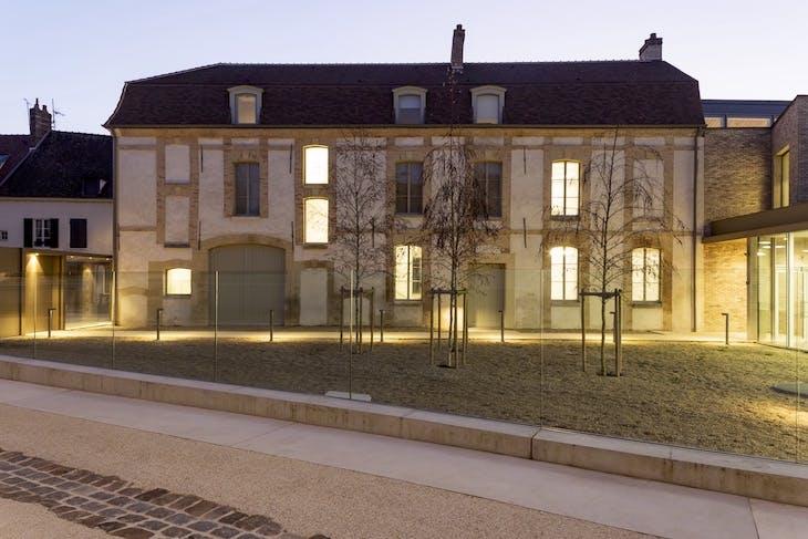 Musée Camille Claudel, Nogent-sur-Seine, designed by Scaranello